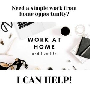 Work from home all on social media 100%free